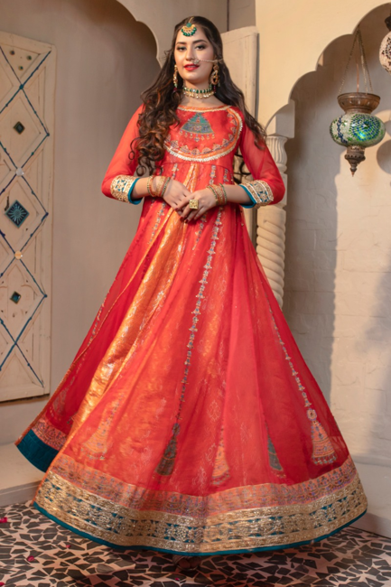 Gul Ahmed Online DGS-91 Lamis Silk Collection 2021