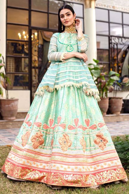 Gul Ahmed Online DGS-96 Lamis Silk Collection 2021