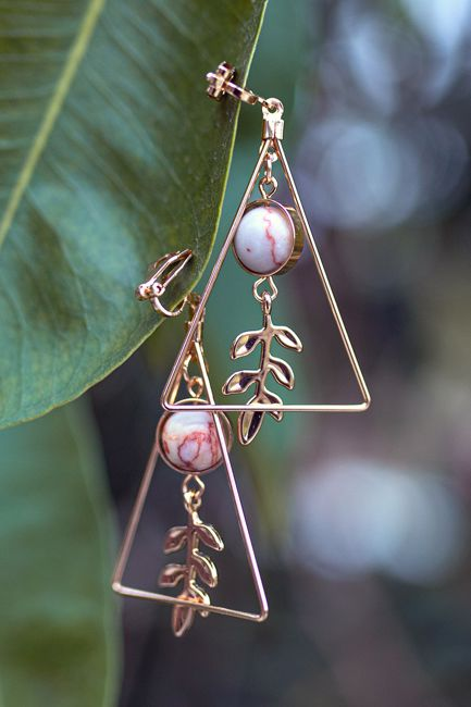 Picture of Your angle earrings