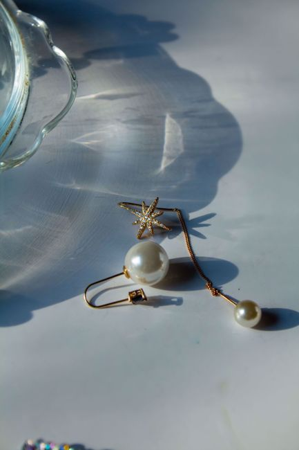 Picture of Shooting Star Earrings