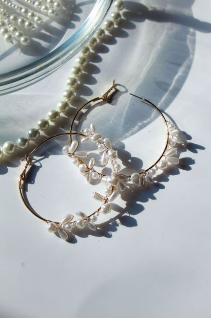 Picture of Shell Hoops